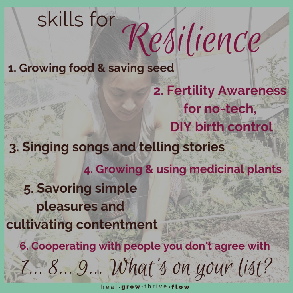 Skills for Resilience by Leilani Navar