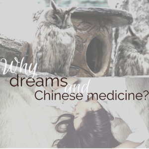 Why Bring Dreams and Chinese Medicine Together by Leilani Navar at healgrowthriveflow.com