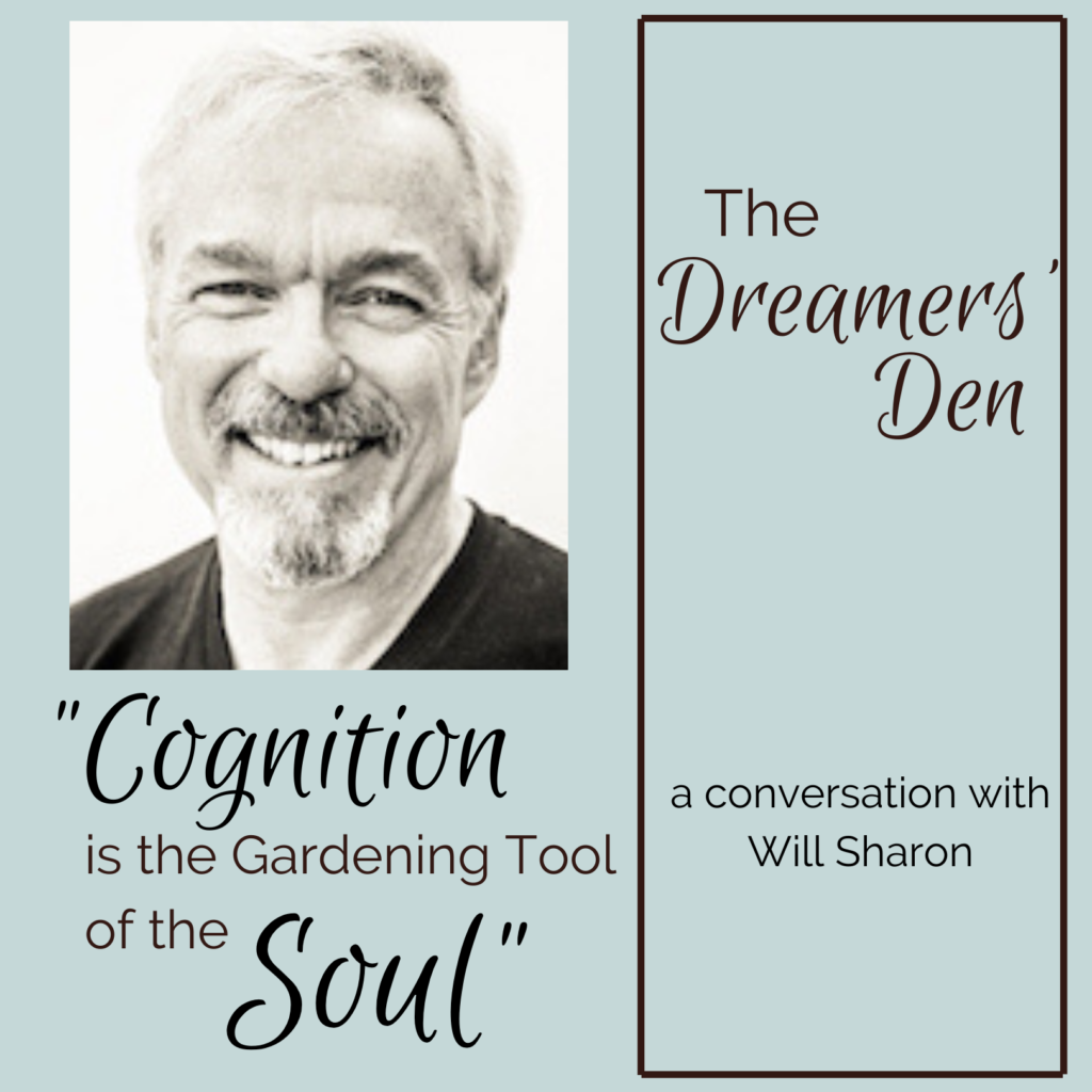 Will Sharon Dreamers Den Podcast with Leilani Navar www.thedreamersden.org